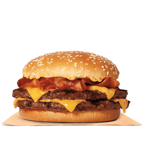 Burger King Double Stacker King