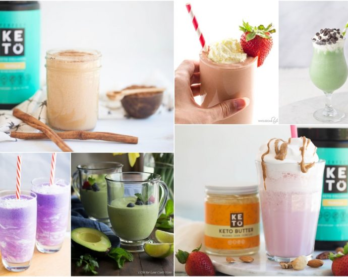 Keto Smoothies Image