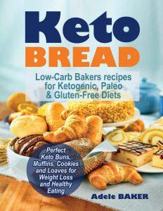 Keto Bread by Adele Baker