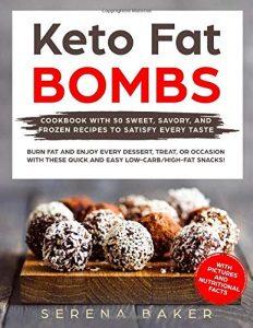 Keto Fat Bombs by Serena Baker