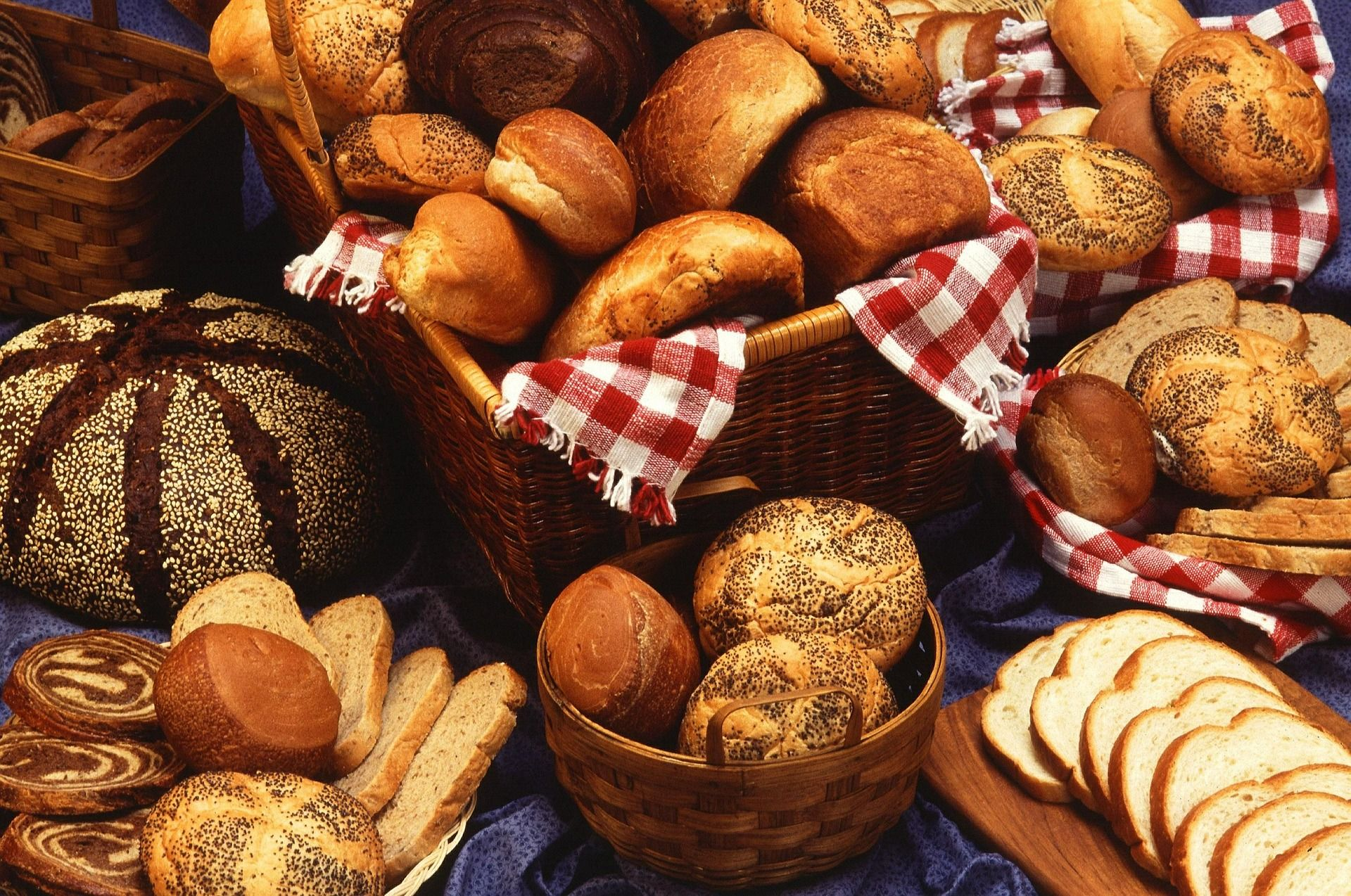 Traditonal Grain-Based Breads