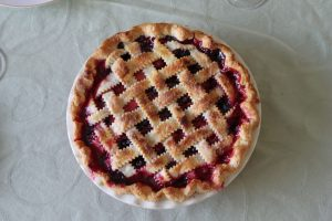 Traditional Fruit, Sugar and Grain-Based Pies