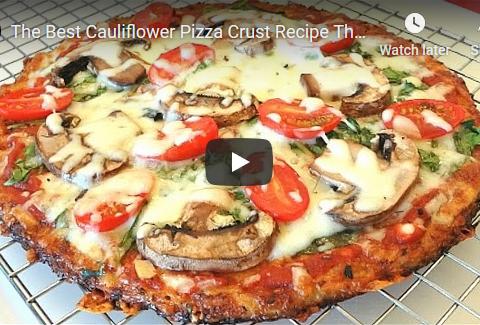 Best Looking Keto Pizza Recipe