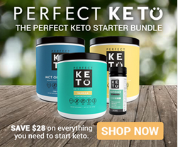 Perfect Keto Starter Bundle
